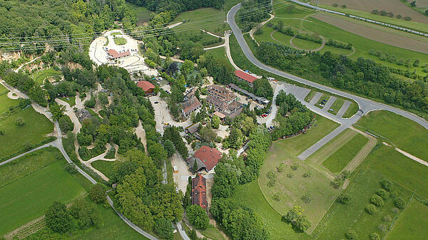 Unterkünfte in Radolfzell am Bodensee - Erlebnisbauernhof Lochmühle