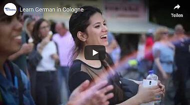 Lerne Deutsch in Köln, der bunten Stadt am Rhein!