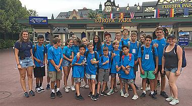 Deutschcamps für Kinder