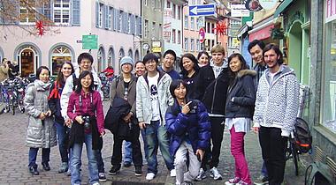 Deutschkurse für Schulklassen und Gruppen