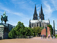 Unterkunft Köln